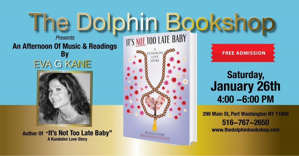 Dolphin Book Shop -Eva G Kane
